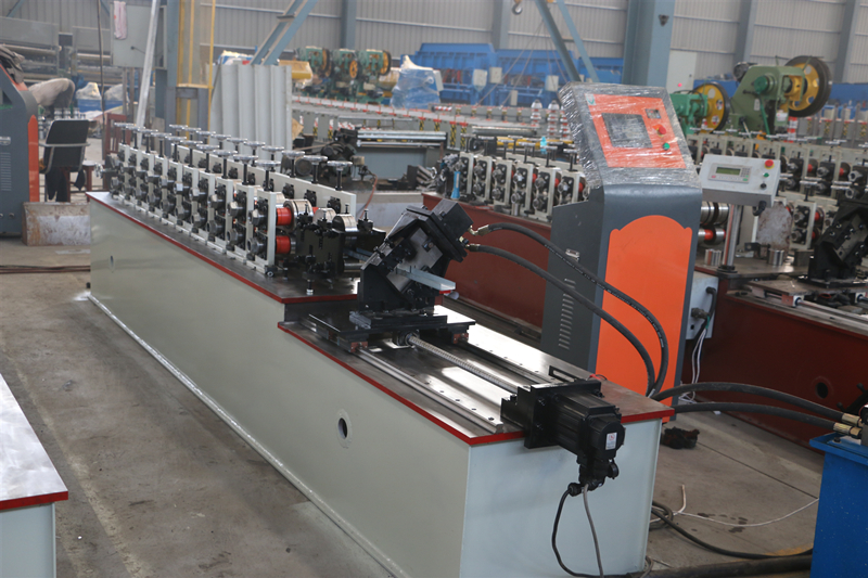 Drywall Track Profile Roll Forming Machine