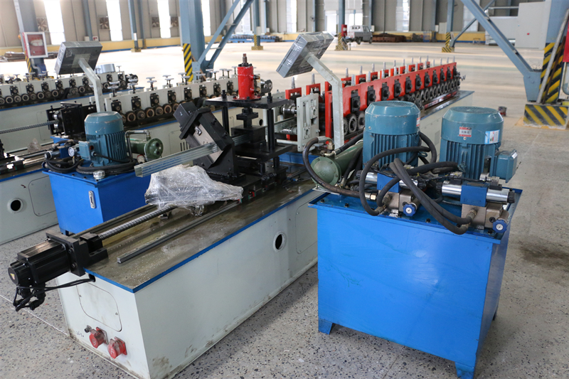 Drywall CW Profile Roll Forming Machine