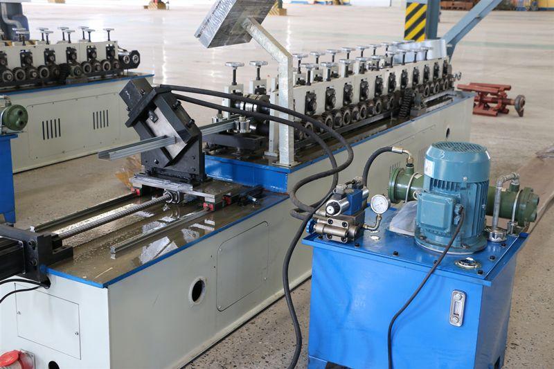 CD60-27 Metal Stud Profile Roll Forming Machine