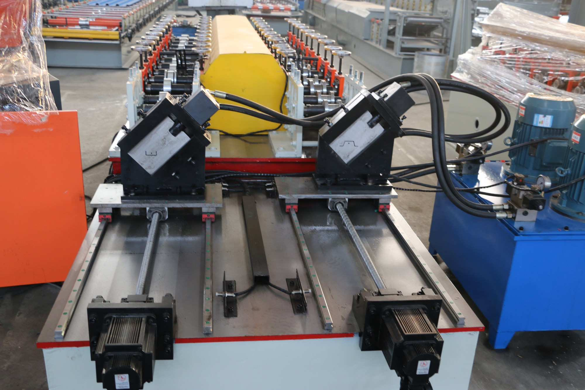 Roll Forming Machine for Angle and Channel
